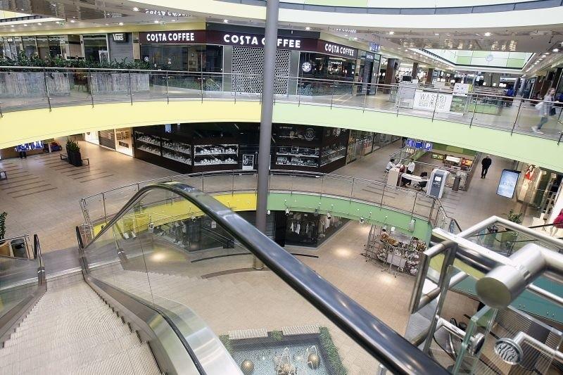 W niedzielę 8  kwietnia sklepy w galeriach handlowych będą...