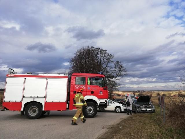 Wypadek w Winiarach