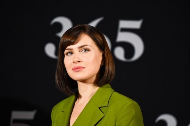 """Konferencja prasowa pierwszego polskiego filmu erotycznego na podstawie książki Blanki Lipińskiej """"365 dni"""""""