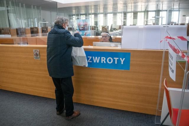 Od 28 listopada biblioteki na nowo będą otwarte dla swoich czytelników.