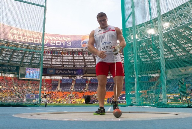 Paweł Fajdek (Agros Zamość) wywalczył w świetnym stylu na moskiewskich Łużnikach tytuł mistrza świata seniorów w rzucie młotem