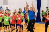 Ponad 500 dzieci wspólnie z Małgorzatą Glinką bawiło się i uczyło na pikniku zdrowia