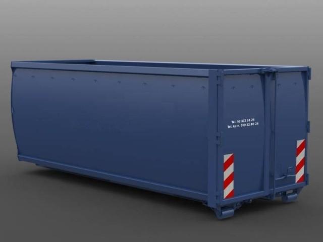 Tak będą wyglądały kontenery, na których laureaci konkursu będą wcielać w życie swoje projekty.