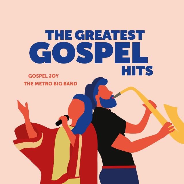 """Album zespołu Gospel Joy """"The Greatest Gospel Hits"""" zawiera wiele interesujących interpretacji standardów"""