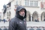 Michał Probierz i jego Cracovia nie pomogli drużynie ŁKS