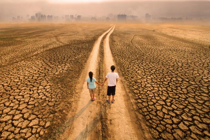 Przerażające prognozy zmian klimatycznych. Czarne scenariusze dla Polski i świata zaczynają się realizować