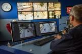 Wadowice chcą być najbezpieczniejszym miastem Małopolski. Widok z drona i 120 kamer, podglądanych z gmachu po TP SA