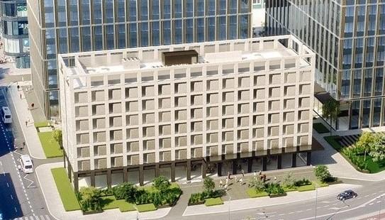 W miejscu dawnego hotelu powstanie Nova Silesia - zespół budynków biurowo-hotelowych o powierzchni 35 tys. m2. Między nimi powstanie zielony dziedziniec - skwer. Ma być ogólnodostępny.