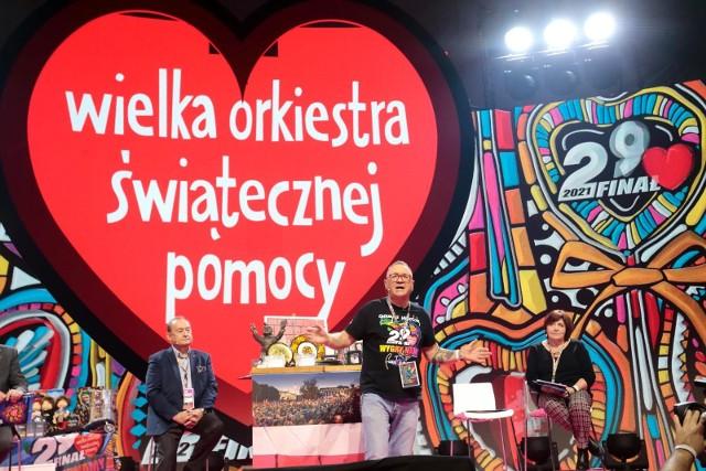 W samym Krakowie zagra łącznie sześć sztabów, a na ulice wyjdzie przeszło 1500 wolontariuszy.