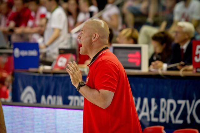 Mike Taylor, trener kadry Polski.
