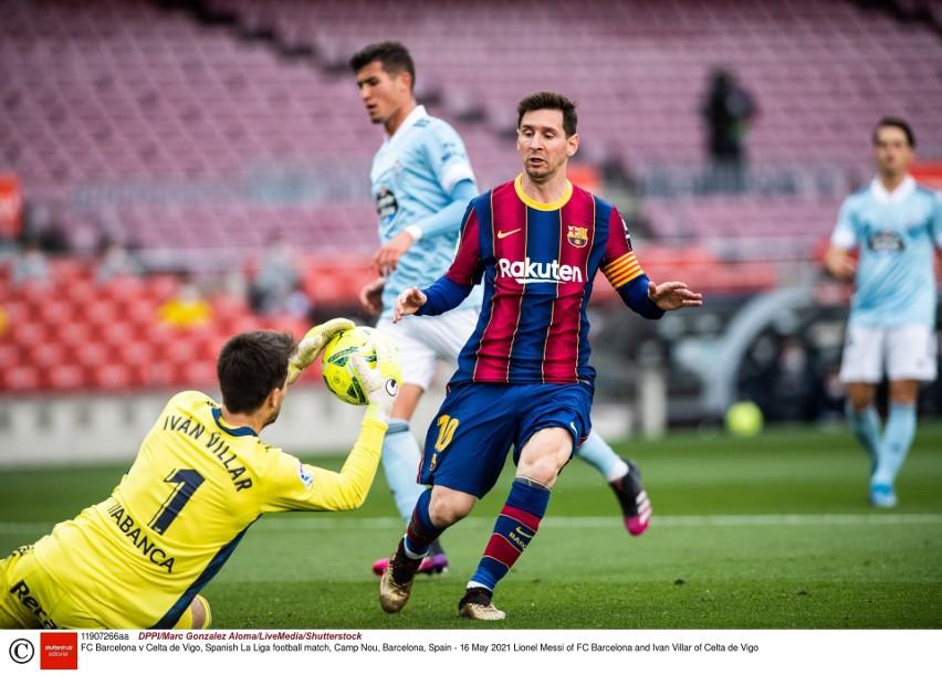 Messi chce zostać w Barcelonie, ale klub musi spełnić kilka...