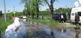 Mieszkańcy Kaszczorka mają dość powodzi i biorą sprawy w swoje ręce