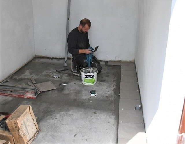 Modernizacja kotłowni w Zespole Szkół nr 2 to jedna z tegorocznych inwestycji powiatu miechowskiego