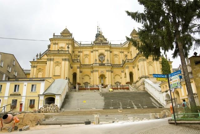 Od dwóch lat trwają prace remontowe w Sanktuarium Wambierzyckiej Królowej Rodzin