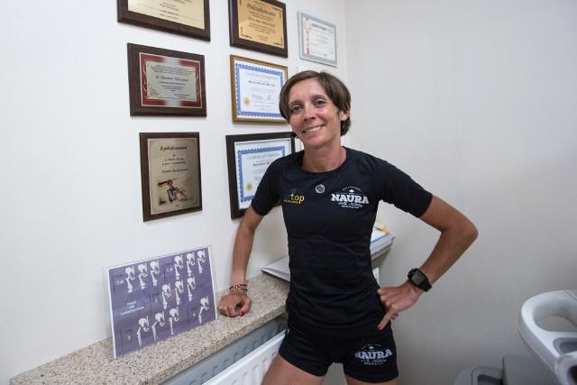 Poznańska biegaczka uważa, że nawet w wieku 40 lat można marzyć i myśleć o wielkich sukcesach, a już na pewno można realizować swoją życiową pasję
