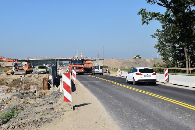 Pomimo likwidacji ruchu wahadłowego na obwodnicy północnej Opola, rzecznik MZD przyznaje, że nadal możliwe są tam utrudnienia w ruchu.