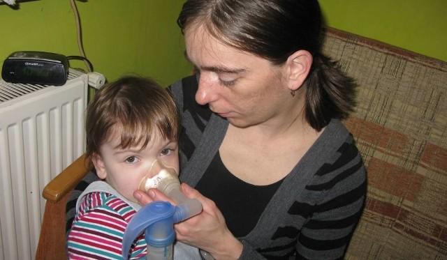 U Madzi niedługo po narodzinach zdiagnozowano ciężką chorobę genetyczną - mukowiscydozę
