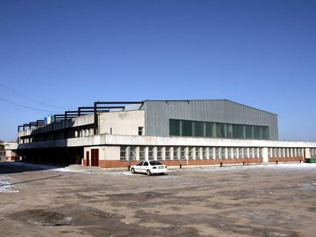 Hala Włókniarza to jedyny obiekt tego typu w Białymstoku