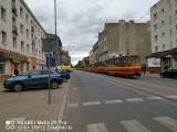 Stały tramwaje na ulicy Przybyszewskiego! ZDJĘCIA