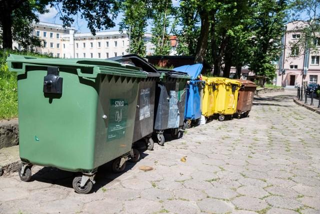 W Krakowie czeka nas podwyżka opłat za wywóz śmieci