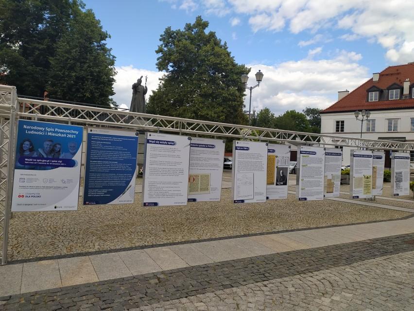 Od dzisiaj (3 sierpnia) na Placu Jana Pawła II można oglądać...