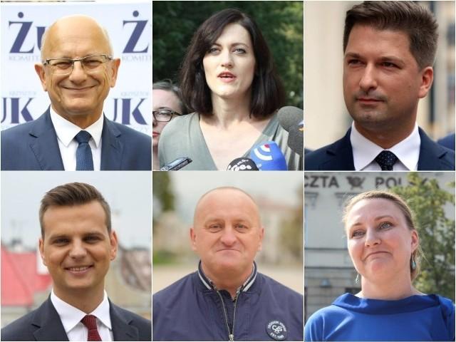 Kandydaci i kandydatki na prezydenta Lublina