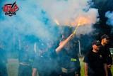 Podczas zawodów sportowo pożarniczych w Paruszowicach strażacy odpalili race! [zdjęcia]