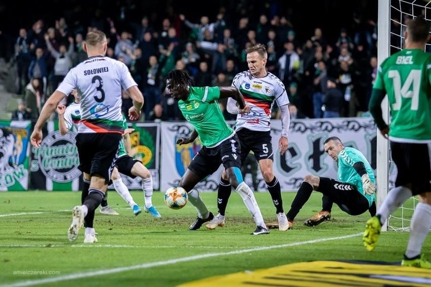 GKS Bełchatów utrzymał się w I lidze