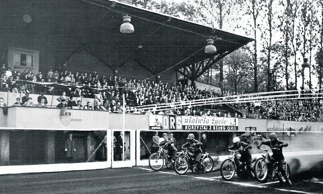 Rybnicki stadion kojarzony jest z największymi sukcesami żużlowców. Bronisław Rajnhold przeżył tam poważny wypadek. - Miałem szczęście - mówi