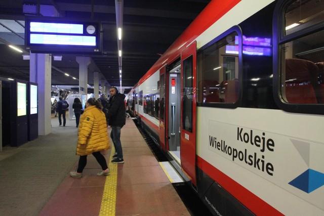 Od niedzieli drożeją bilety Kolei Wielkopolskich
