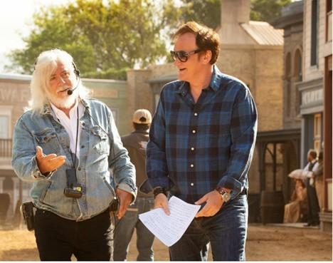 Robert Richardson i Quentin Tarantino na EnergaCamerimage w Toruniu!