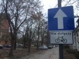 Nowe znaki na Sępolnie. Chciały ich cztery osoby