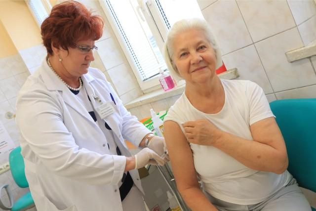 Szczepienia przeciwko grypie