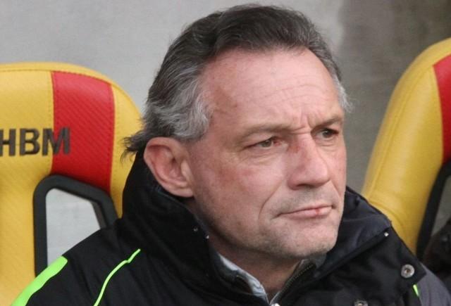 Piotr Nowak, trener Lechii Gdańsk
