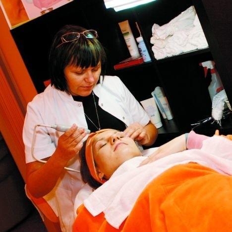 Kosmetologia to tylko jedna z profesji Jolanty Kołdys