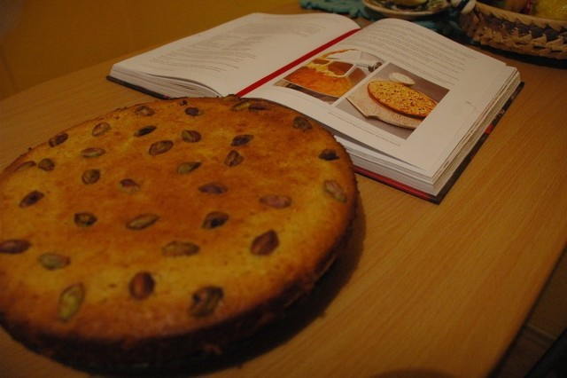 Weneckie ciasto marchewkowe