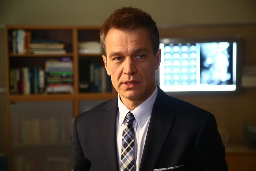 """Michał Żebrowski chce wyjaśnień od TVP. """"Moje wypowiedzi są zmanipulowane"""""""