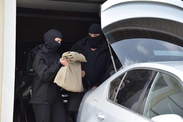 Centralne Biuro Antykorupcyjne zatrzymało w Kaliszu Zbigniewa Maja, byłego komendanta głównego policji