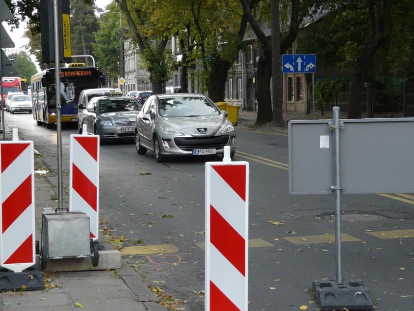 Budowa ronda przy ulicy Świetlickiego w Pabianicach. Kiedy koniec utrudnień?