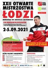 XXII Otwarte Mistrzostwa Łodzi w tenisie ziemnym. Zapisy do 31 sierpnia