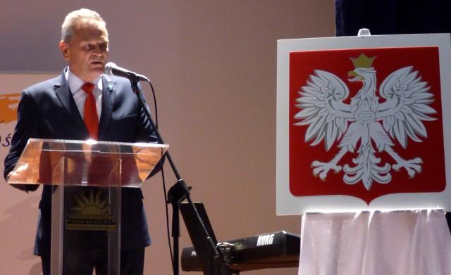 - Nie da się odwrócić idei samorządności - przekonywał starosta Jerzy Kolarz podczas uroczystych obchodów 20-lecia powiatu buskiego.