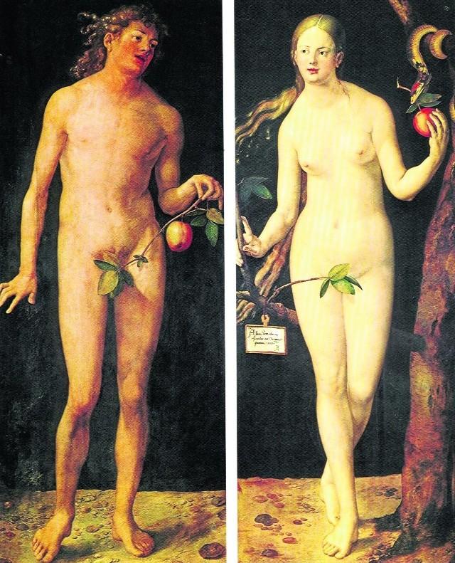 Kobietę i mężczyznę od początku istnienia łączyła miłość  i... dzieliła wielka różnica charakterów
