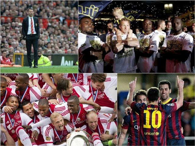 Najważniejsze piłkarskie wydarzenia weekendu