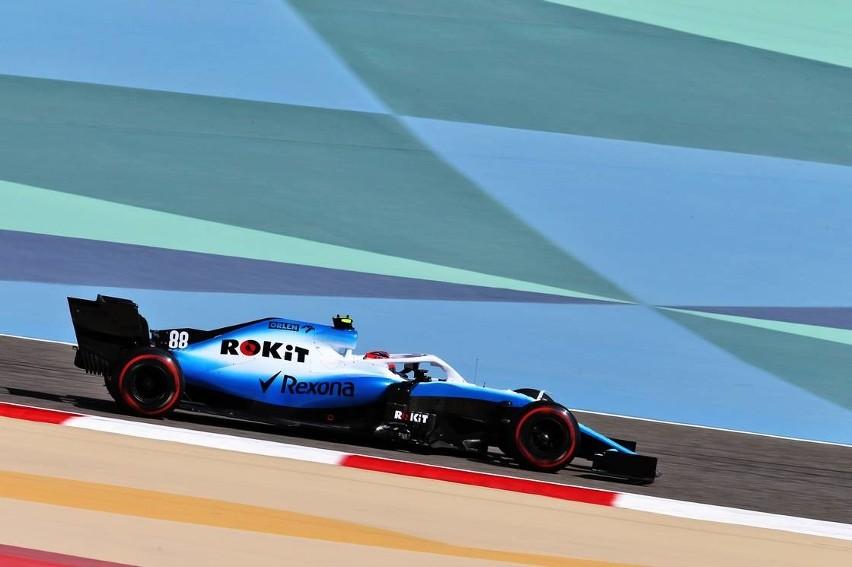 Robert Kubica drugi wyścig z rzędu był ostatnim...