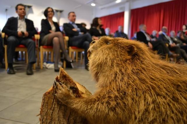 Konferencja ws. bobrów  w Żuławskim Parku Historycznym w Nowym Dworze Gd.