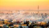 Smog nad Bydgoszczą. Znów mocno zanieczyszczone powietrze