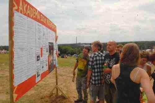 Gościem ASP na Przystanku Woodstock 2013 będzie prof. Lew Starowicz.