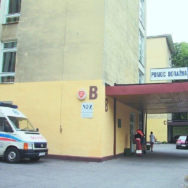 O szpitalu w Nakle znów głośno. Tym razem poszło o  dzierżawę prosektorium