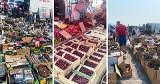 Giełda w Pruszczu Gdańskim. Niedzielny handel: stragany z owocami, ubrania i pchli targ. Tu kupisz niemal wszystko!