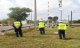 Wspólna akcja poddębickiej policji i Straży Ochrony Kolei. Jaki był cel? ZDJĘCIA